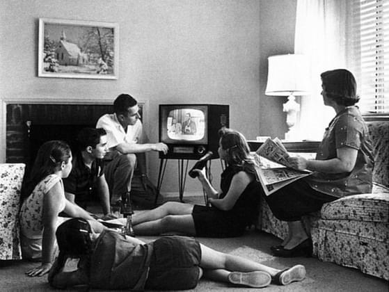 Do you prefer to watch television alone or with others?