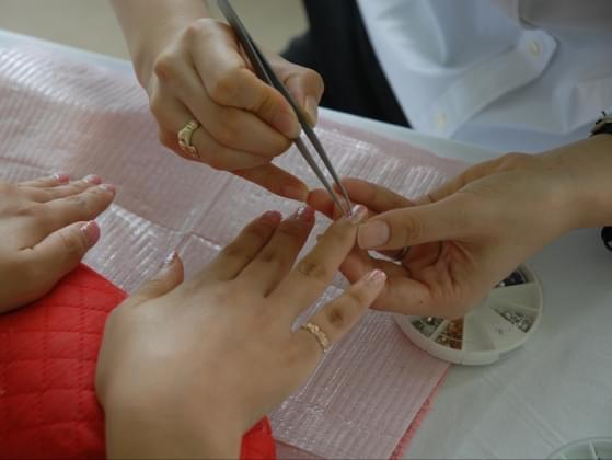 How often do you treat yourself to a manicure or a pedicure?