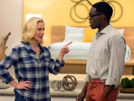 What would your house in The Good Place look like?