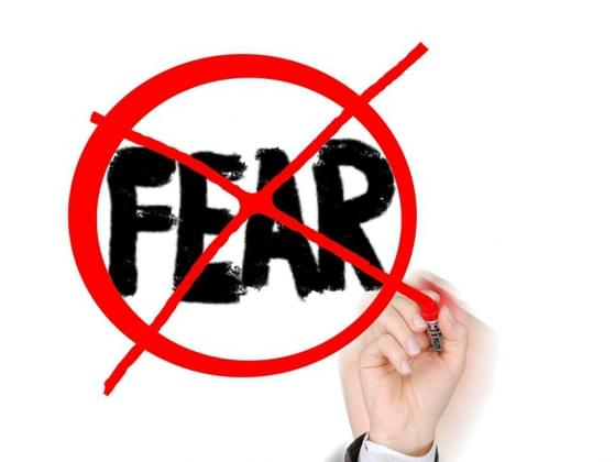 What's your greatest fear?