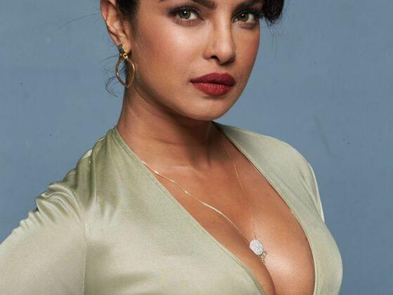 The gorgeous Priyanka Chopra also goes by the name...