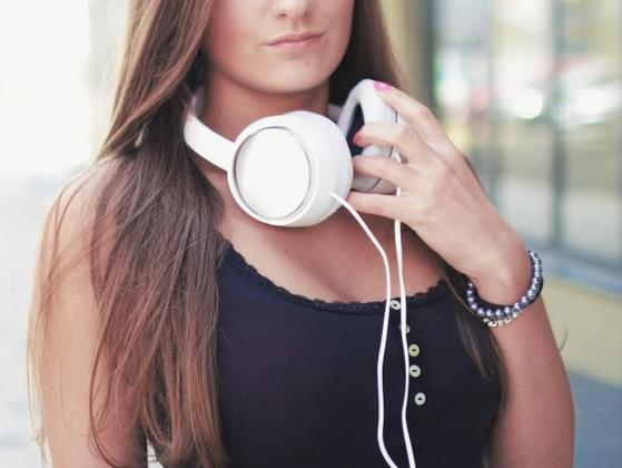 What genre of music do you most like to listen to while working out?
