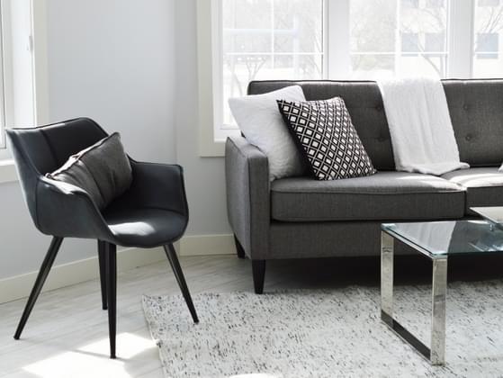Pick a piece of furniture: