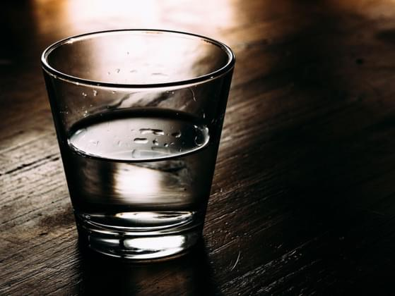 Do you see the glass as half full or half empty?