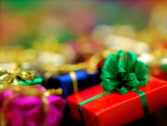 Do you exchange gifts with your friends during the holidays?
