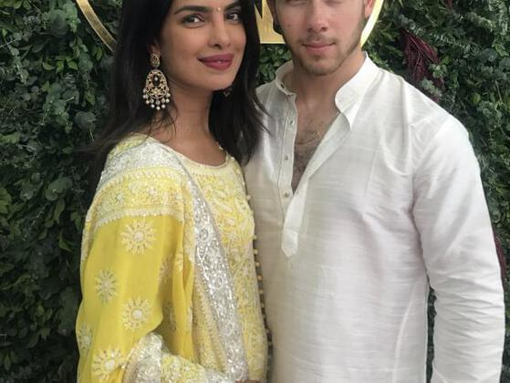 They never made any public appearance in India before they got engaged?