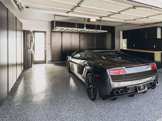 You're in your garage. what vehicle is yours?