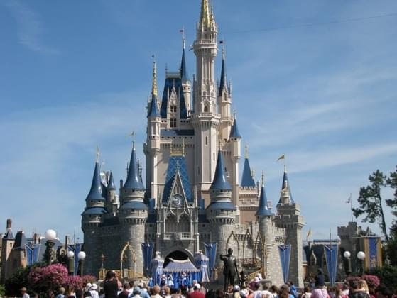 Would you rather go to Disneyland or Disney World
