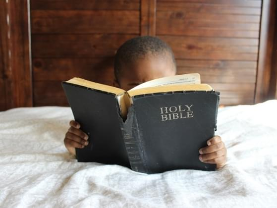 When is the last time you read the bible?