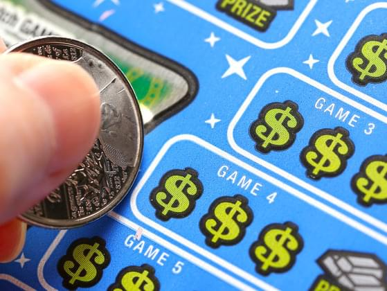 Looks like all those scratch cards paid off — you've won the lottery! What will you do with your winnings?