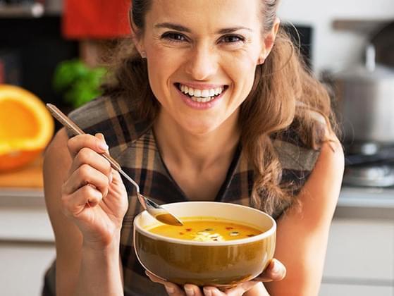 Do you like soup?