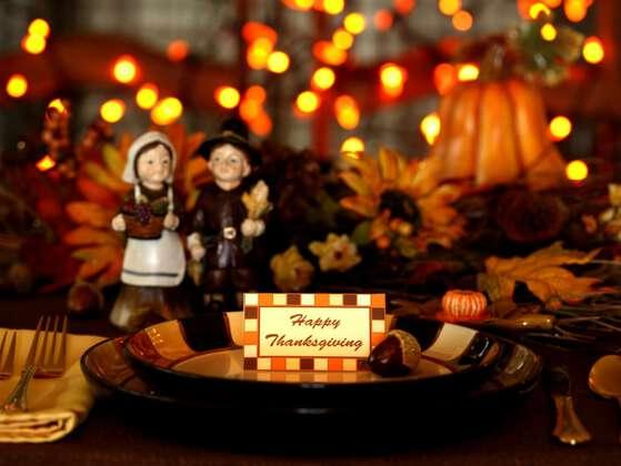 Which state was the first to make Thanksgiving a yearly occasion before it became a national holiday?