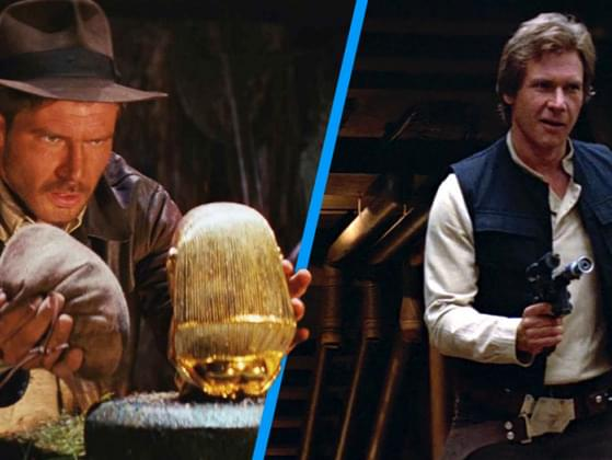 Which Harrison Ford franchise is your favorite?