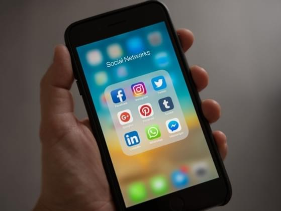 What are you typically talking about on social media?
