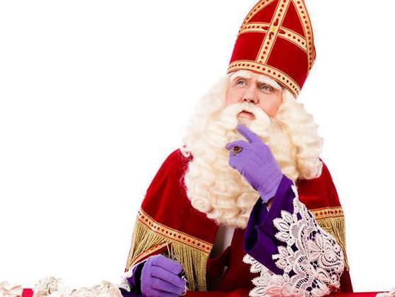 Where was St. Nicholas originally from?