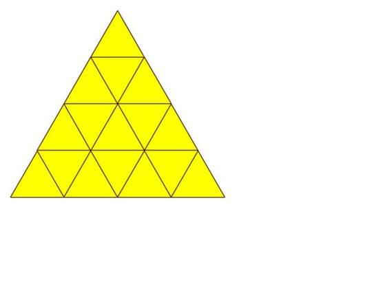 How many triangles are there?