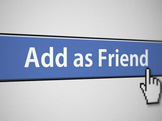 How many friends do you have on Facebook?