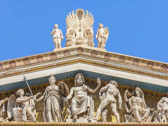 Choose a Greek deity you most identify with.