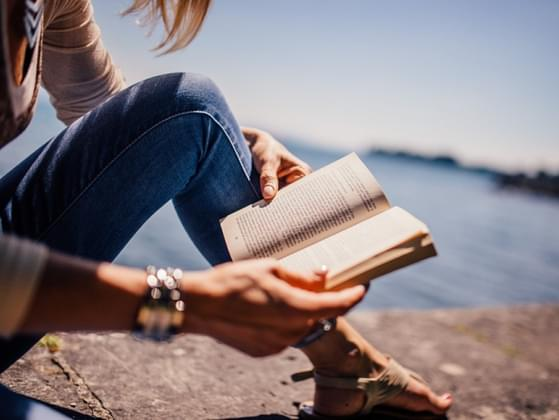 Where is your favorite place to read?