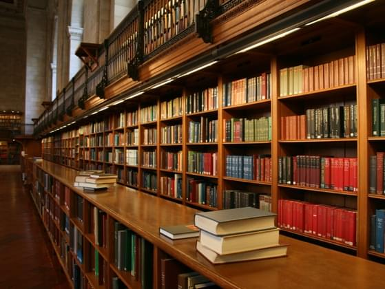 What is your favorite section of the library?