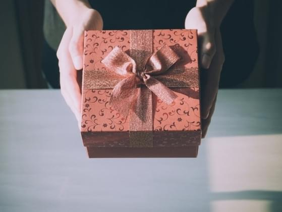 What end of the year gift would you most want?