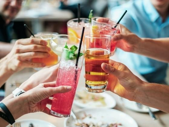 How often do you imbibe with alcohol?