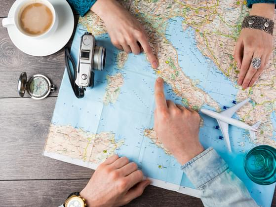 What's the most important factor when planning your vacation?
