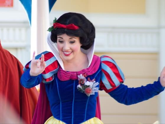 What is your favorite thing about the character of Snow White?