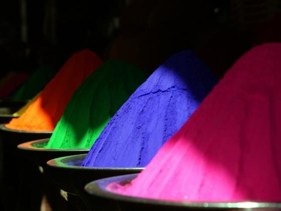 What color best matches your personality?