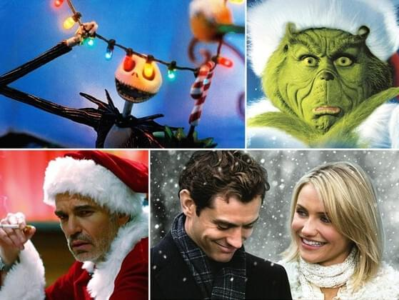 Which Christmas movie would stop you from flipping channels?