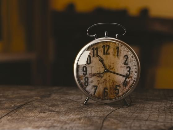 In what time zone is your job centered?