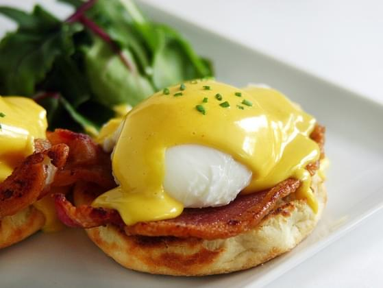 Which breakfast food would you like to wake up to?