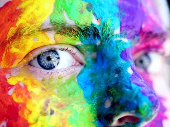 If your soul were a color, what would it be?
