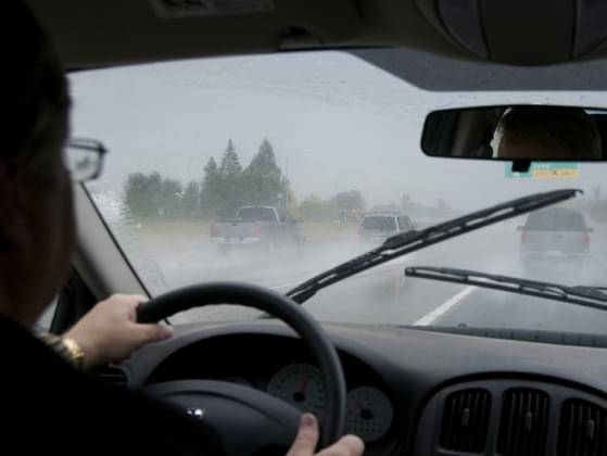 What's the worst habit you have while driving?