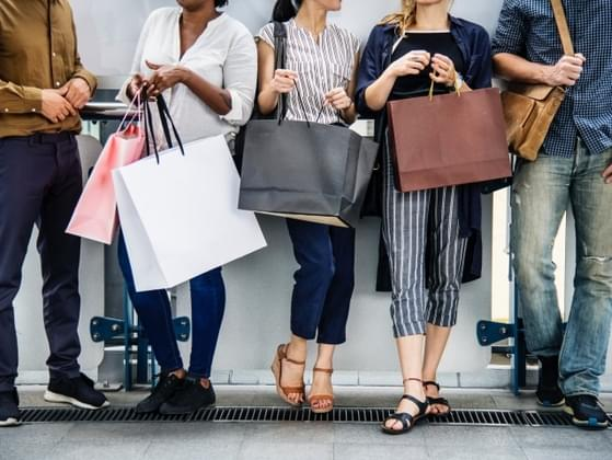 Could you go out shopping on Black Friday with ease?