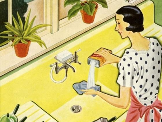 What's your least favorite household chore?