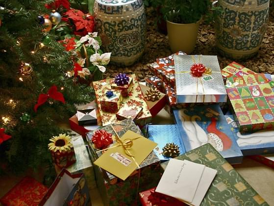 How do you approach buying Christmas gifts?