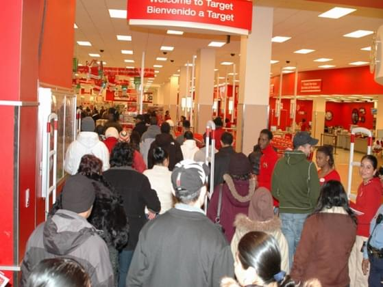 Do you hit the stores as soon as they open on Black Friday?