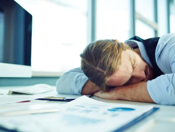 Are you taking naps more frequently?