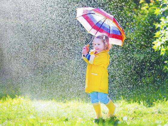 How would you entertain your kids on a rainy day?