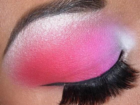 Bold eyeshadows?
