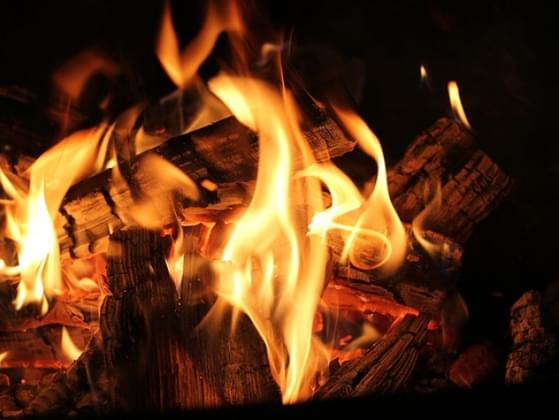 How would you build a fire?