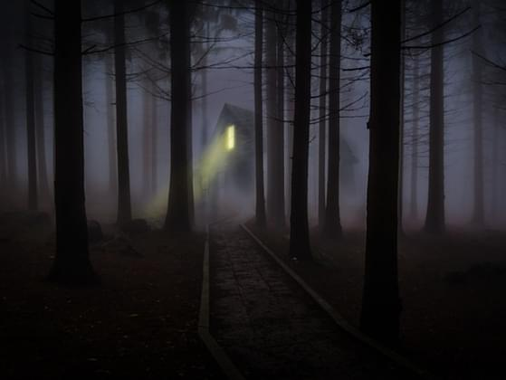 What kind of haunted place are you willing to go to?