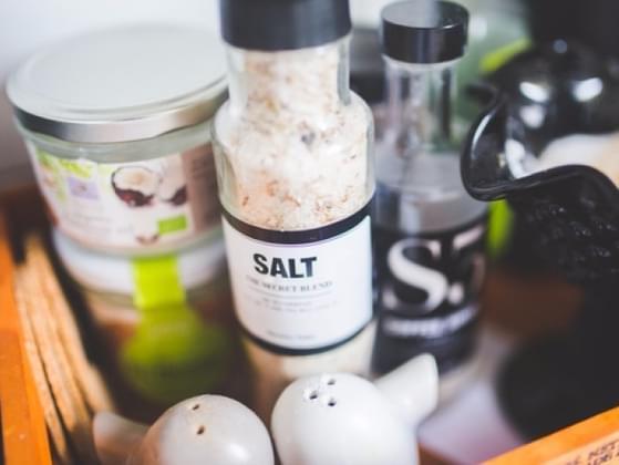 Choose a cooking ingredient