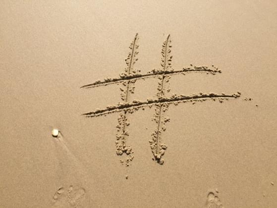 Which hashtag would you use the most?
