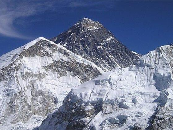 Answer: Mount Everest