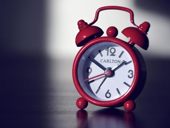 Have you trained yourself to wake up before your alarm?