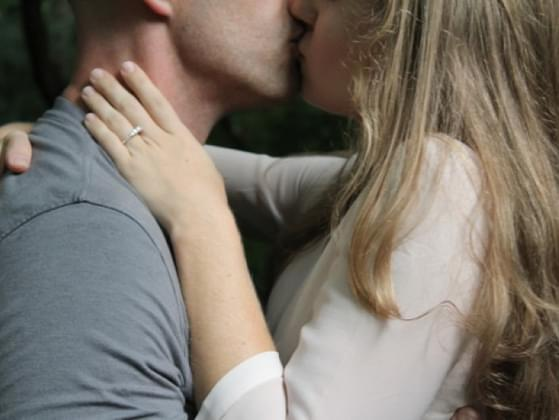 Would you be okay with kissing a co-worker on screen?