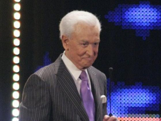 Which TV game show was hosted by Bob Barker from 1972 until 2007 and calls in-studio audience members down to be contestants?