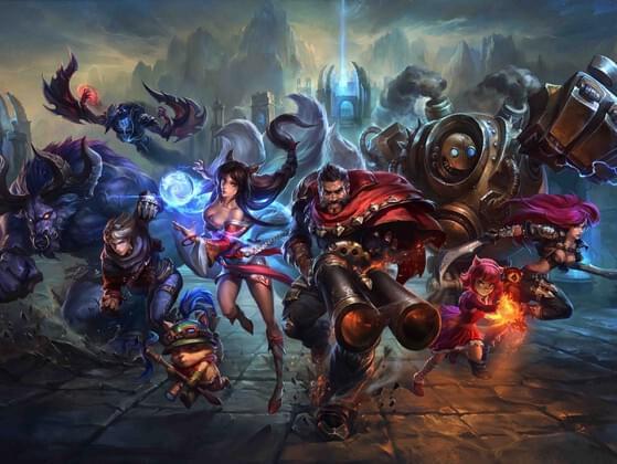 Rate League Of Legends